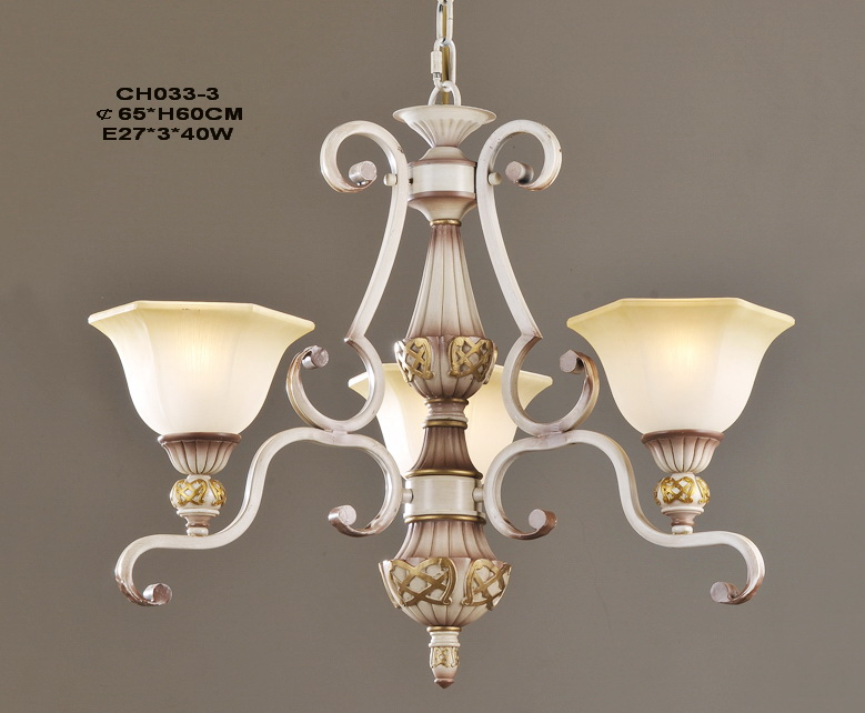 Portfolio 3-Light Rust European Chandeliers Available at Cheap Prices