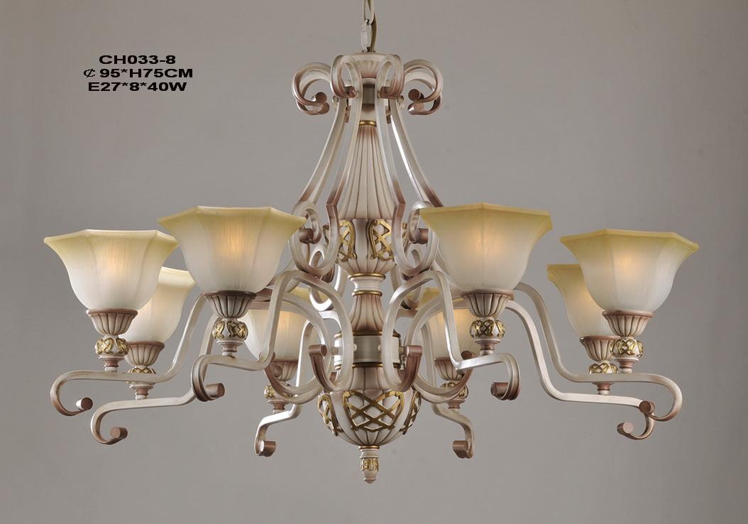 Best portfolia 8 light rust iron european chandeliers at cheap prices aloadofball Gallery