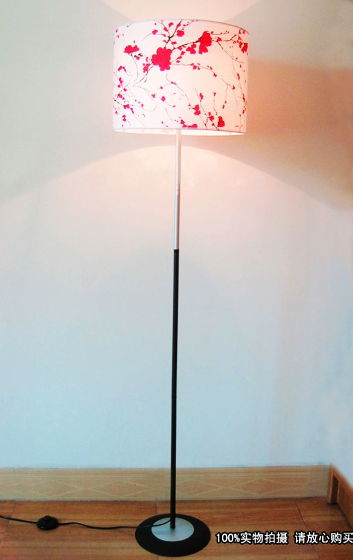 Modern Floor Lamps Get a Deal on Printed Floor Lamp