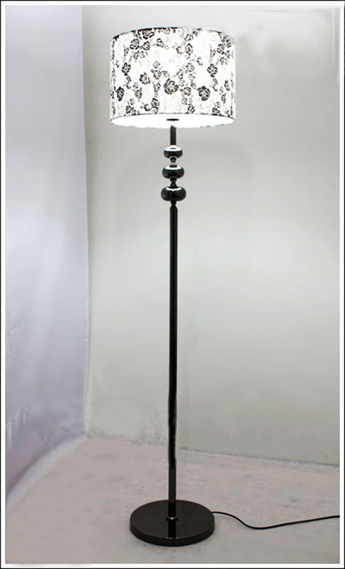 wholesale discount floria floor lamps for sale cheap. Black Bedroom Furniture Sets. Home Design Ideas