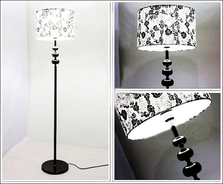 Wholesale discount floria floor lamps for sale cheap for Cheap contemporary floor lamps