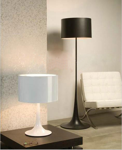 Typical Modern White Floor Lamp, Buy Cheap Floor Lamp Here