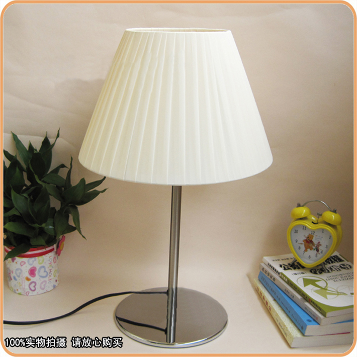 Offwhite Flax Modern Table Lamps Cheap Table Lamps